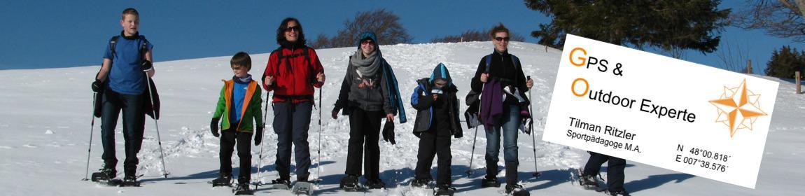 Familienschneeschuhtour